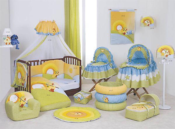 Сшить постельное белье для малышей своими руками